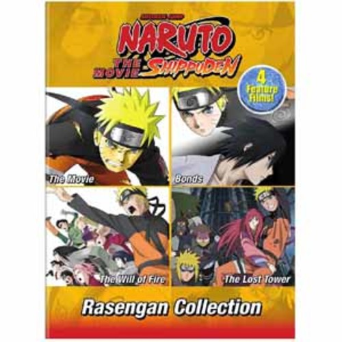 Naruto Shippuden the Movie Rasengan Collection [DVD]