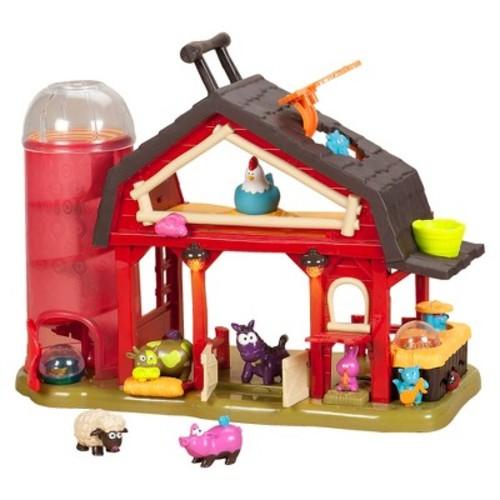 B. Baa-Baa-Barn Farm house