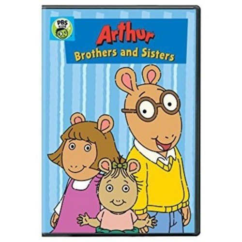 Arthur: Brothers and Sisters (DVD)