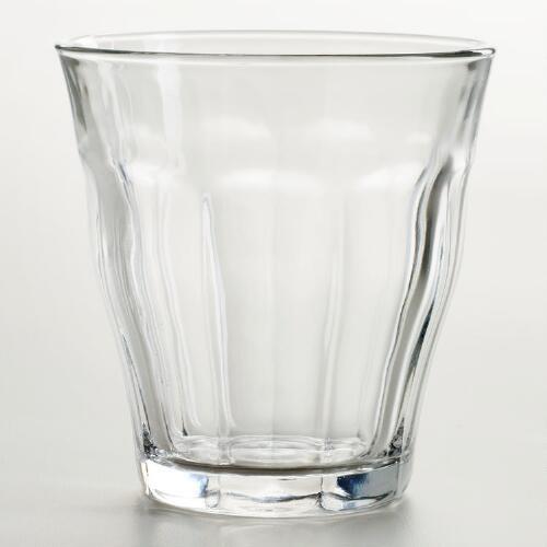 Tempered Duralex Picardie DOF Glasses Set of 4