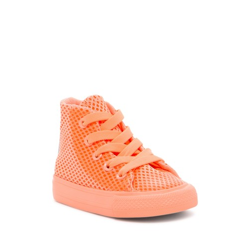 Chuck Taylor All Star Textured High Top Sneaker (Baby & Toddler)