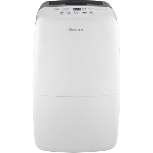 Hisense Energy Star 50 Pint 2-Speed Dehumidifier - DH-50K1SDLE