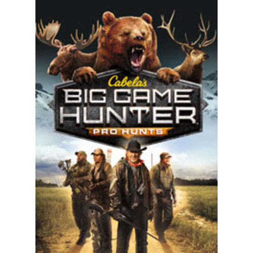 Cabela's Big Game Hunter Pro Hunts [Digital]