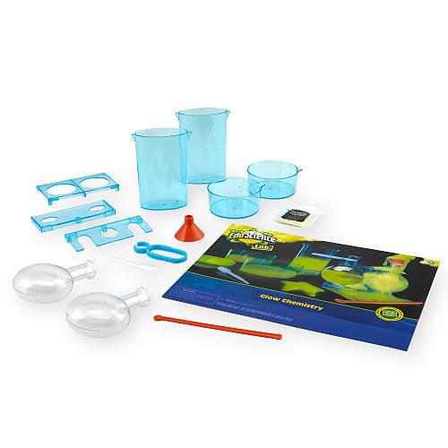 Edu Science 10 Project Glow Chemistry Kit