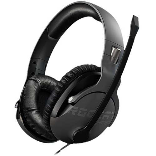 ROCCAT - Khan Pro Wired Stereo Gaming Headset - Gray