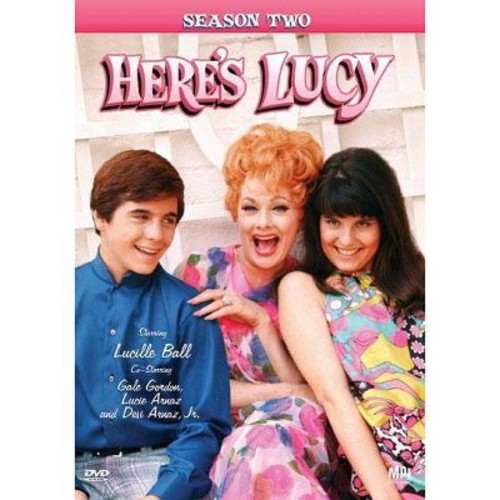 Here's Lucy: Season Two [4 Discs]