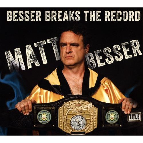 Besser Breaks the Record [CD]
