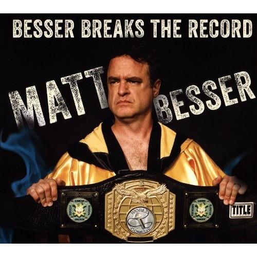 Besser Breaks the Record [CD]