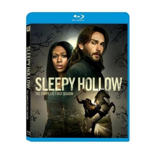 Sleepy Hollow: The Complete First Season [3 Discs] [Blu-ray]