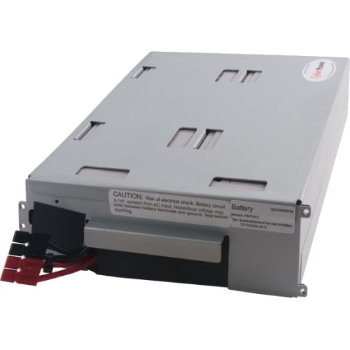 CyberPower RB1290X4C UPS Replacement Battery Cartridge 12V 9AH