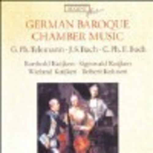 German Baroque Chamber Music [CD]