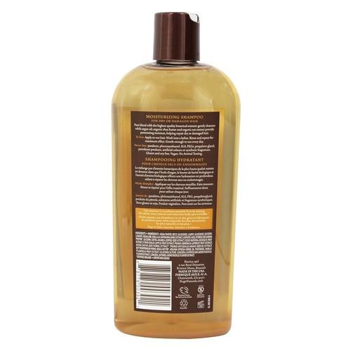 Hugo Naturals - Shampoo Moisturizing & Restoring Shea Butter & Oatmeal - 12 oz.
