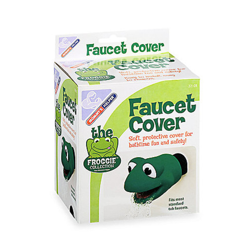 Mommy's Helper Froggie Faucet Cover