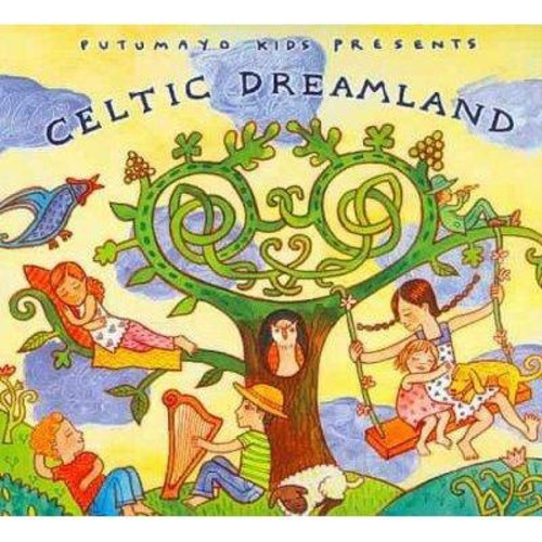 Putumayo presents - Celtic dreamland (CD)