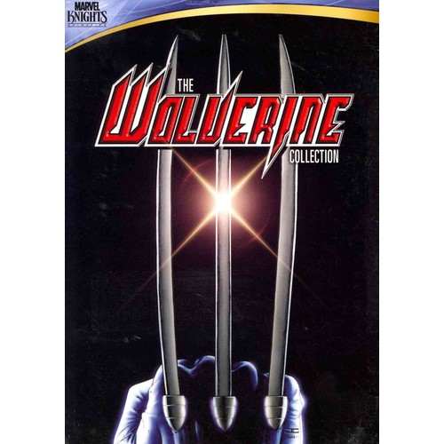 Marvel Knights: The Wolverine Collection (DVD)