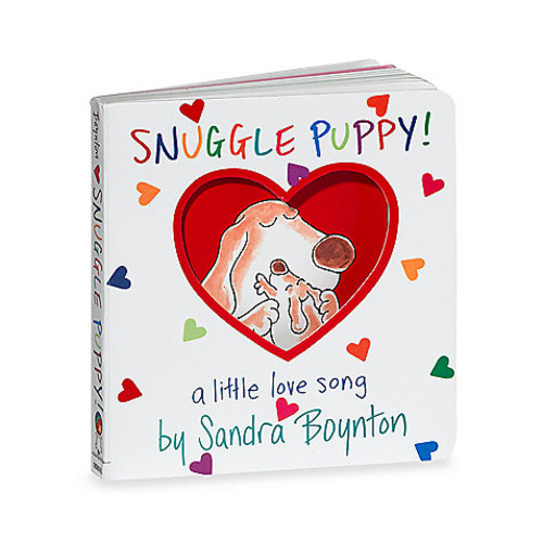 Boynton on Board Snuggle Puppy Sandra Boynton