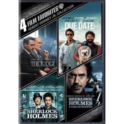 4 Film Favorites: Robert Downey Jr. Collection