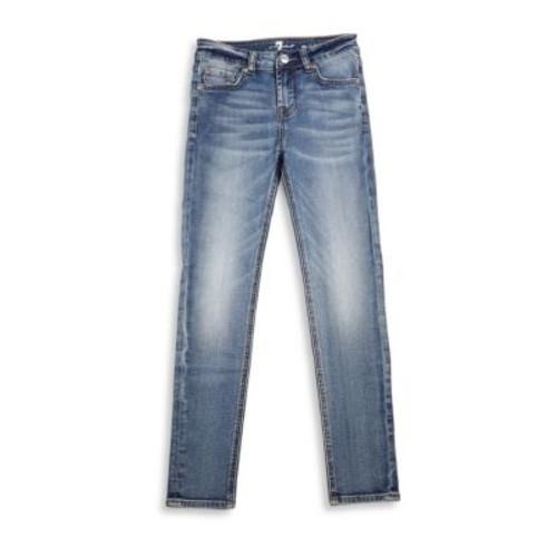 Girl's Skinny Denim Jeans