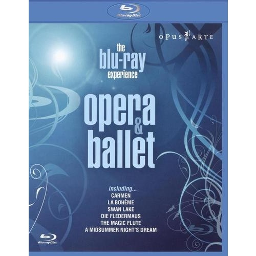 Opera and Ballet Highlights: The Blu Ray Experience [Blu-ray] [2008]