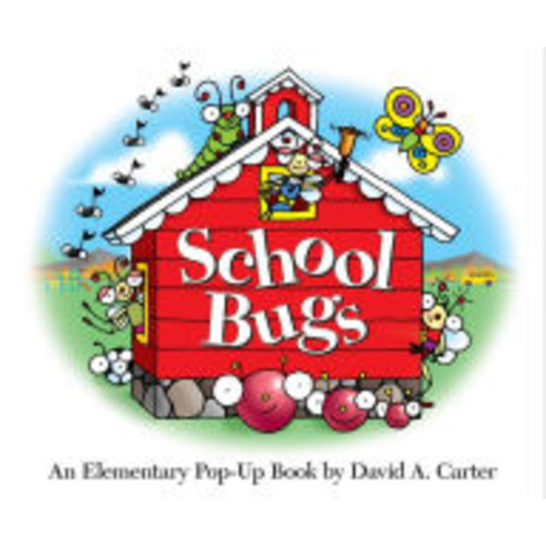 School Bugs: An Elementary Pop-up Book