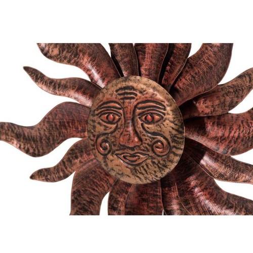 Sunjoy Sun Face Garden Stake