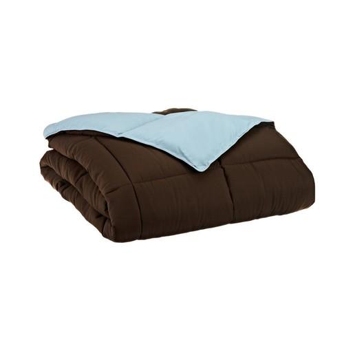 Microfiber Reversible Comforter