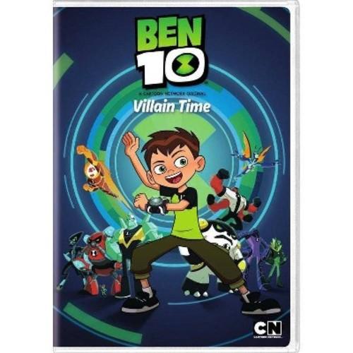 Ben 10 Villain Time:Season 1 Volume (DVD)