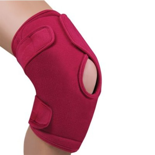 North American Health + Wellness Hot and Cold Air Compression Knee Wrap (JB6096)
