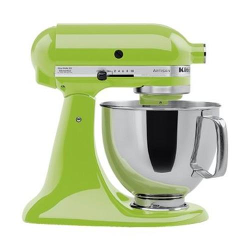 KitchenAid Artisan Series 5 qt Tilt-Head Stand Mixer, Green Apple