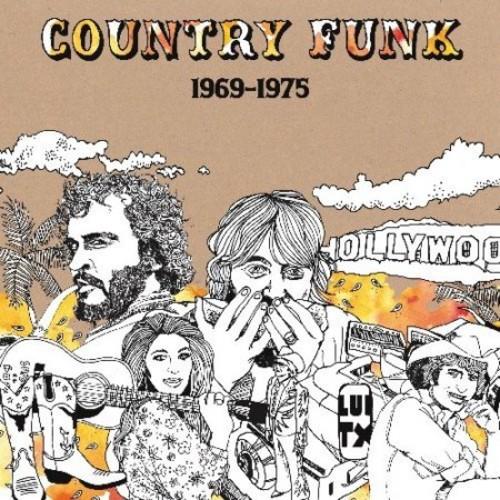 Country Funk: 1969-1975 [LP] - VINYL