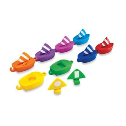 Learning Resources Smart Splash Sail Away Shapes