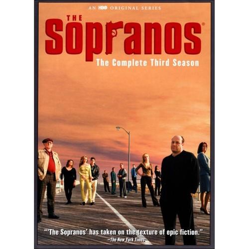 The Sopranos: The Complete Third Season [4 Discs] [DVD]