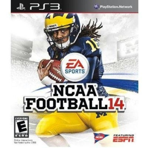 NCAA Football 14 - Playstation 3 [Disc, PlayStation 3]