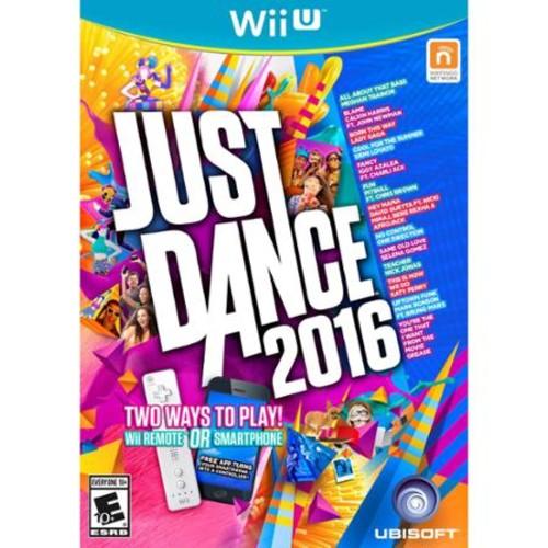 Just Dance 2016, Ubisoft, Nintendo Wii U, 887256014001