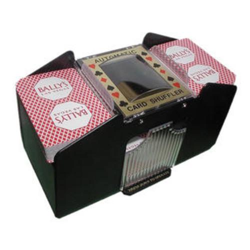 Trademark Automatic Four Deck Playing Card Shuffler