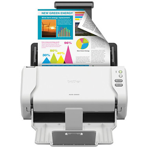 Brother Color Duplex Document Scanner, ADS-2200