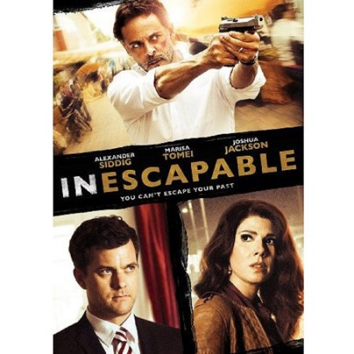 Inescapable [DVD] [English] [2012]