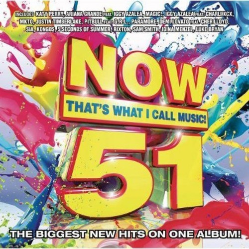 Various - NOW That's What I Call Music! 51