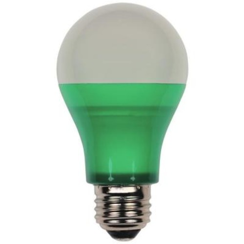 Westinghouse 40W Equivalent Green Omni A19 LED Indoor/Outdoor Party Light Bulb