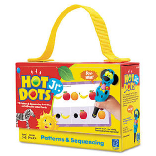 Educational Insights (Price/EA)Educational Insights EII2356 Hot DotsJr. Card Sets, Patterns