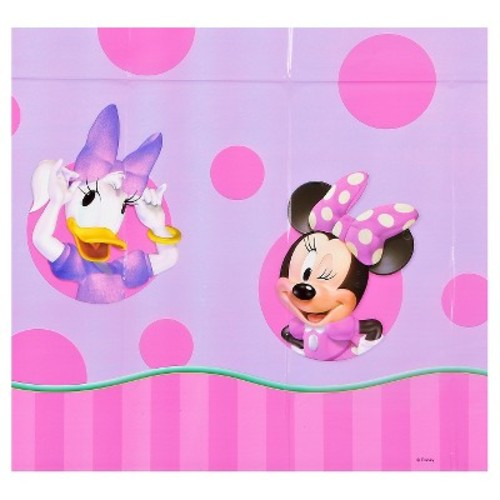 Minnie Mouse Bow-Tique Plastic Table Cover 54