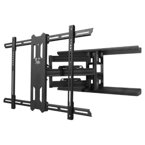 Kanto - Full-Motion TV Wall Mount for Most 39