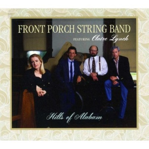 Hills of Alabam By Claire Lynch and Front Porch String Band (Audio CD)