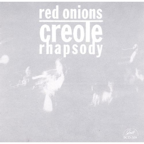 Creole Rhapsody CD (1999)