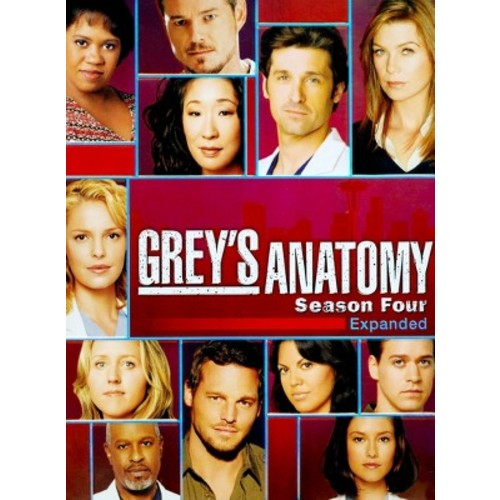 Greys Anatomy-4th Season