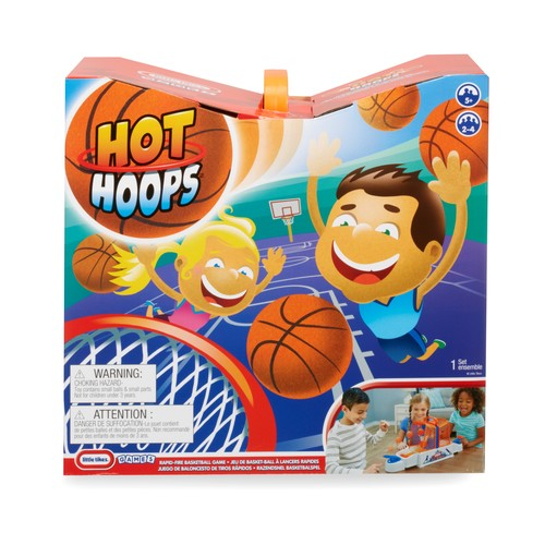 Little Tikes Hot Hoops Basketball Game