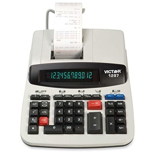 Victor 1297 Standard Function Calculator [1-Pack]
