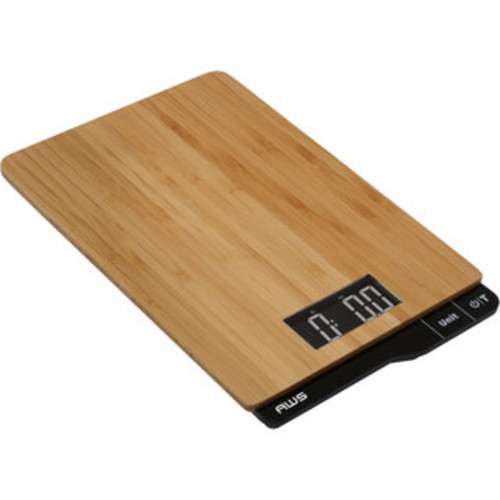 American Weigh Scales Digital Bamboo Scale