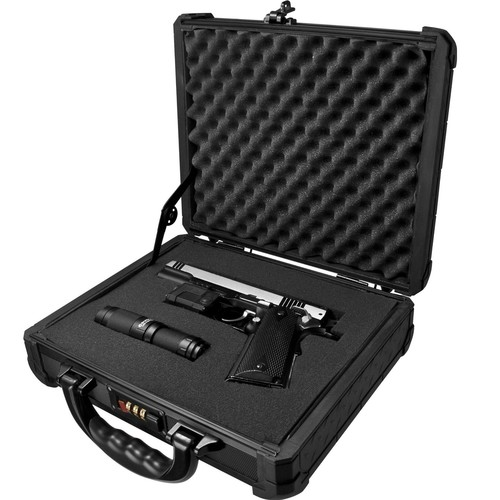 Barska Loaded Gear AX-50 Hard Case Medium Black