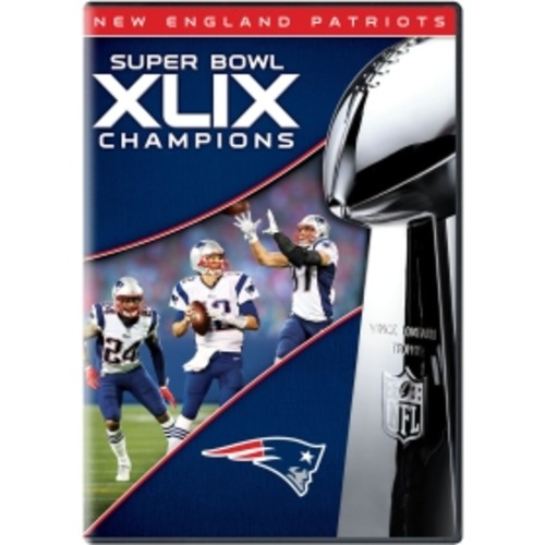 Super Bowl LI Champions New England Patriots DVD